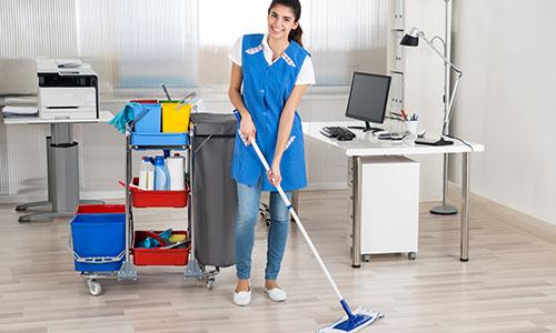 ofertas de trabajo para limpieza de oficinas