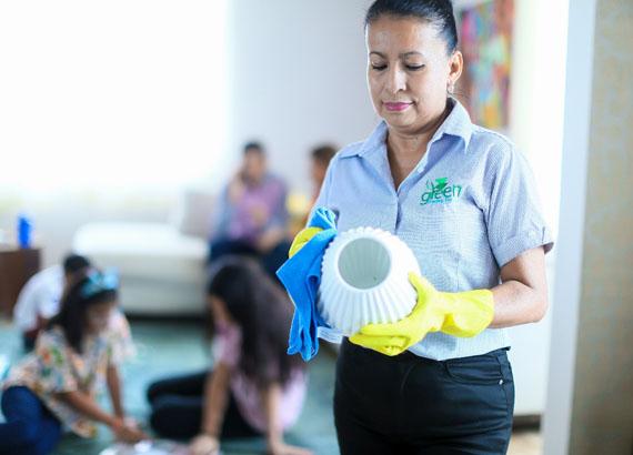 Limpieza de casas en panam green cleaning services - Servicio de limpieza para casas ...