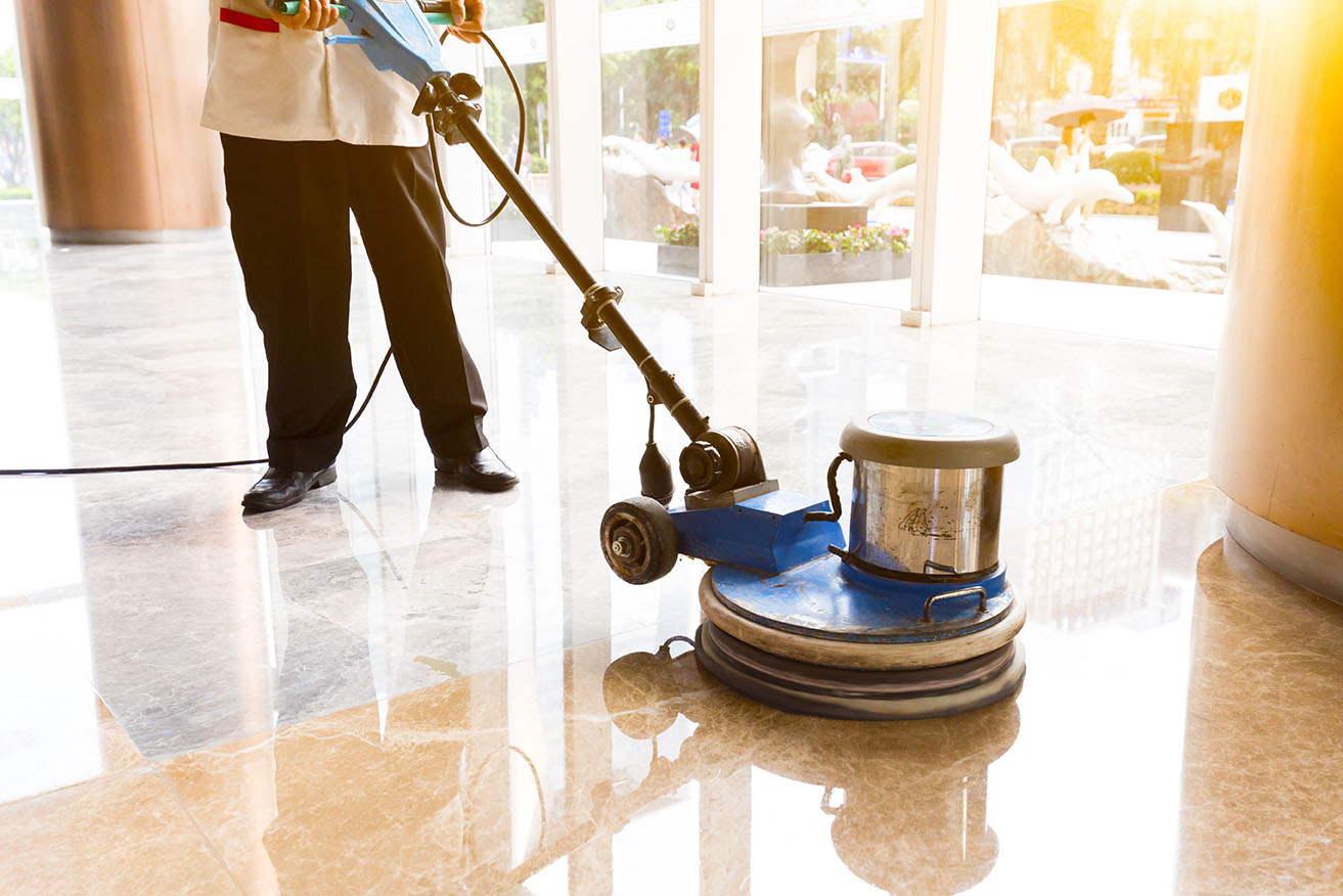Floor Polishing Panama Green Cleaning Services