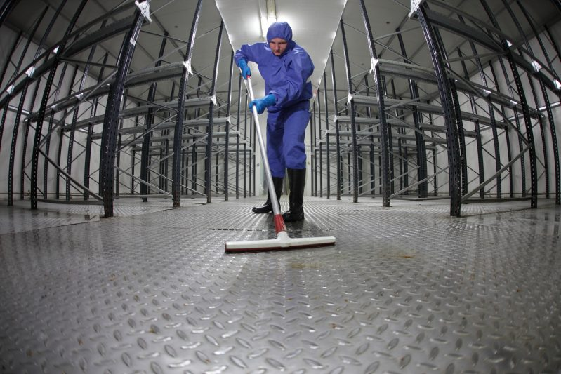 Warehouse Cleaning Services in Panama