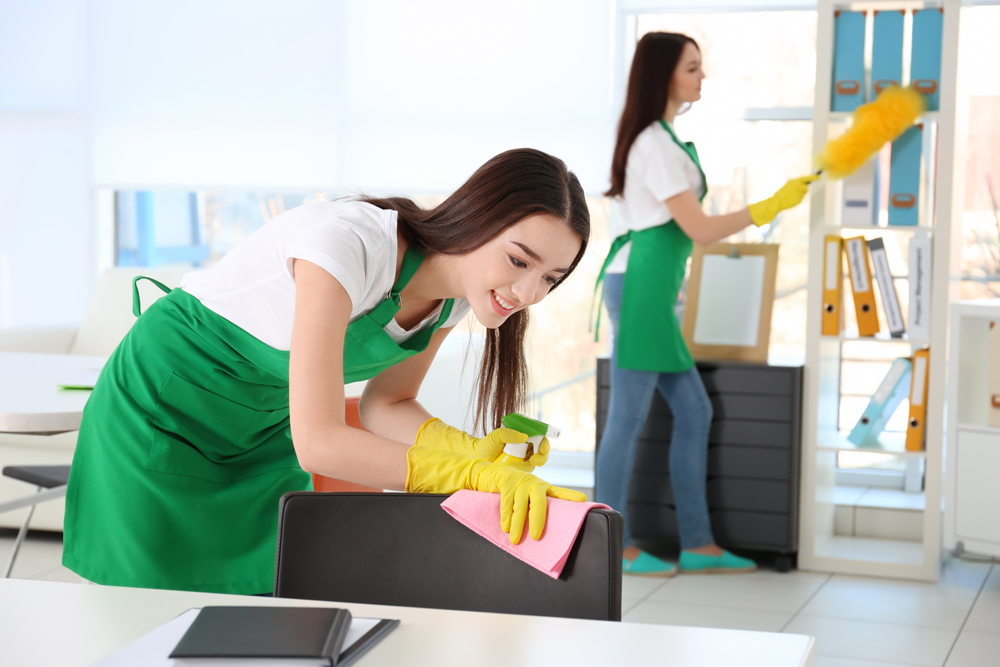 Limpieza oficinas Panama | Green Cleaning Services