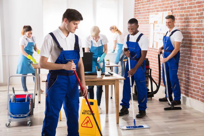 Servicio completo de limpieza de oficinas Panama