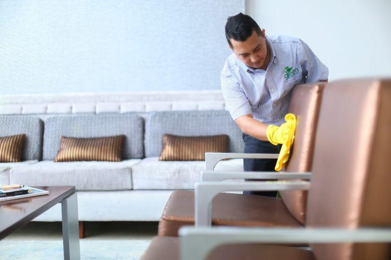 Empresa de limpieza de oficinas Panamá