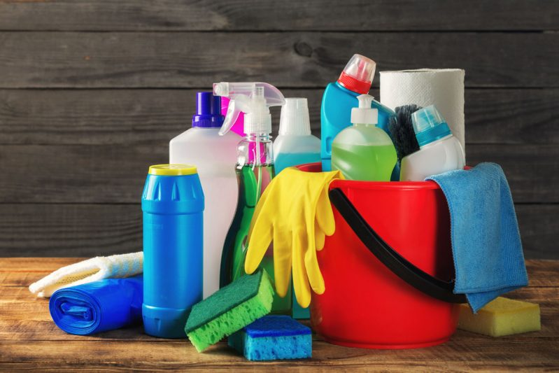 Cleaning Products Distribution in Panama