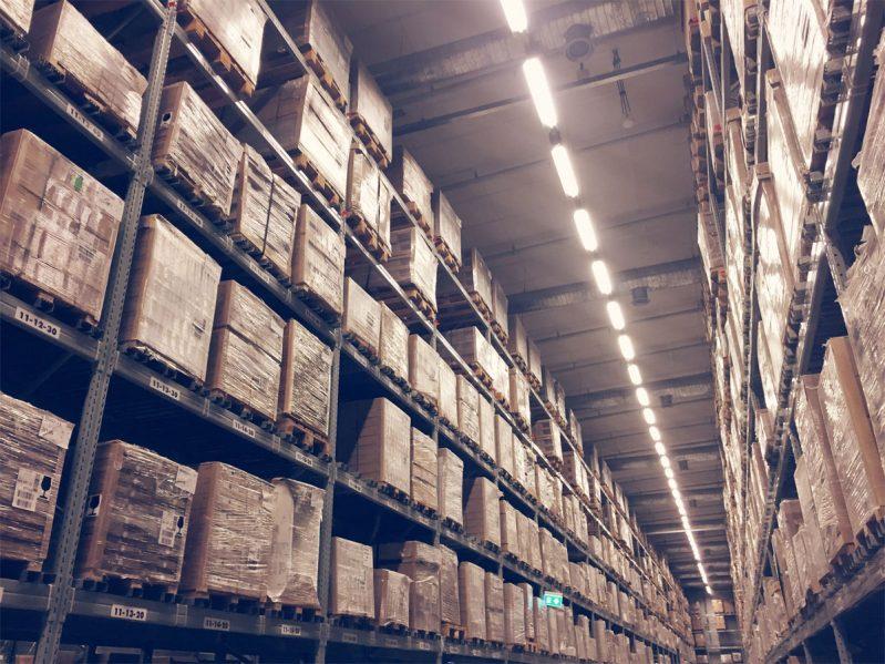 Servicios de limpieza de almacenes comerciales