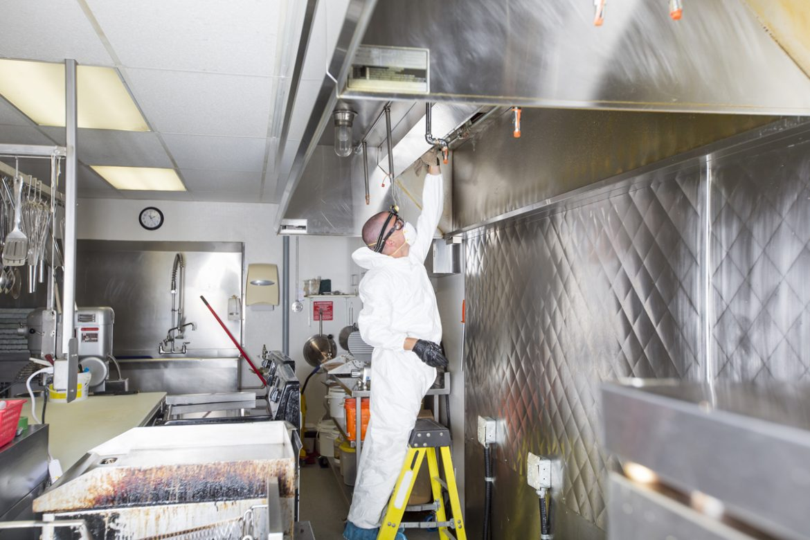Industrial and Commercial Kitchen Cleaning Panama