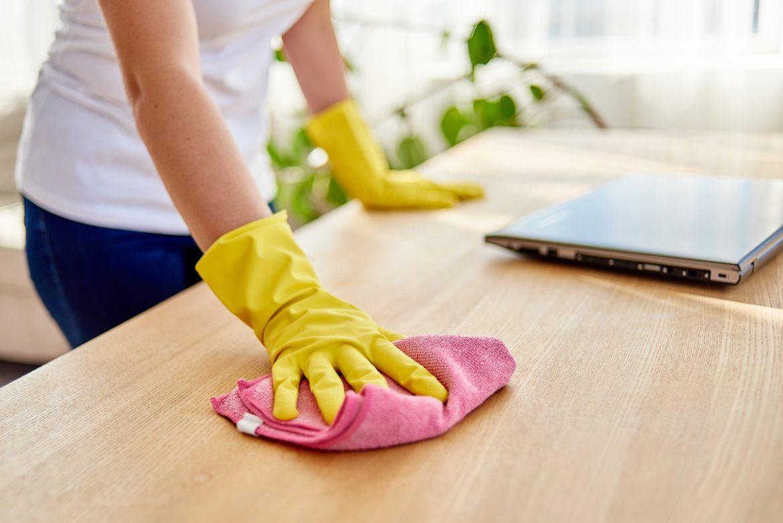 Eliminación de gérmenes en la Limpieza de Oficinas en Pamama