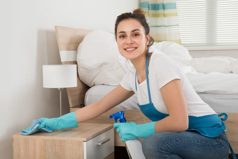 Servicios de limpieza de hoteles en Panama