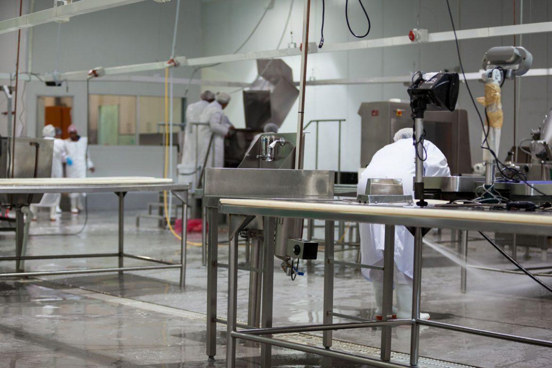 Limpieza para fábricas en Panamá