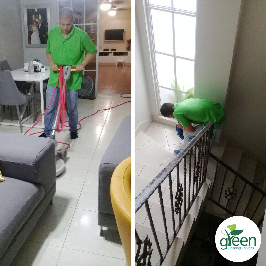 Precio de limpieza de casa por día en Panamá