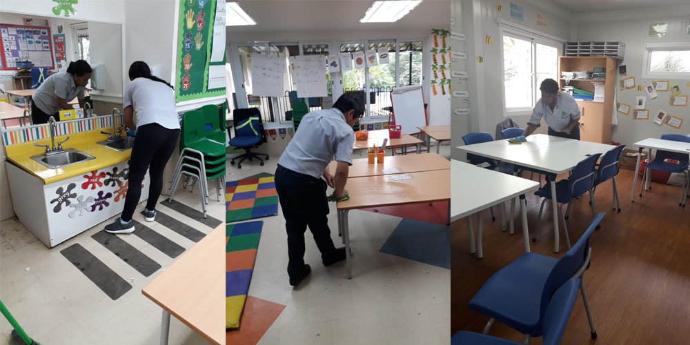 Kindergarten Cleaning Panama