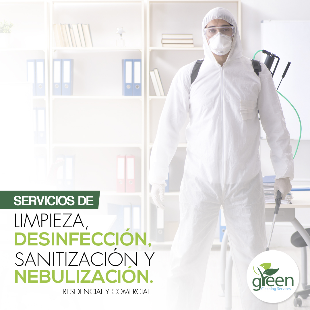 Disinfection and sanitization services in Panama