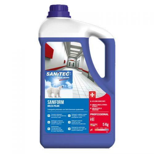 Limpiador de Baños – Saniform Brisa Polar (5 lt)