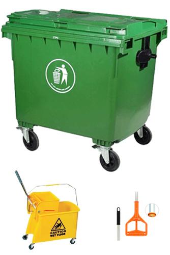 Venta de equipos de limpieza profesional en Panamá