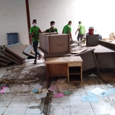 LIMPIEZA DE BODEGAS EN PANAMÁ