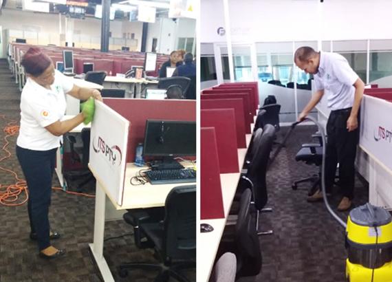 limpieza de oficinas en panama