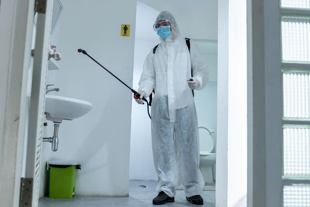Residential cleaning and sanitation in Panama