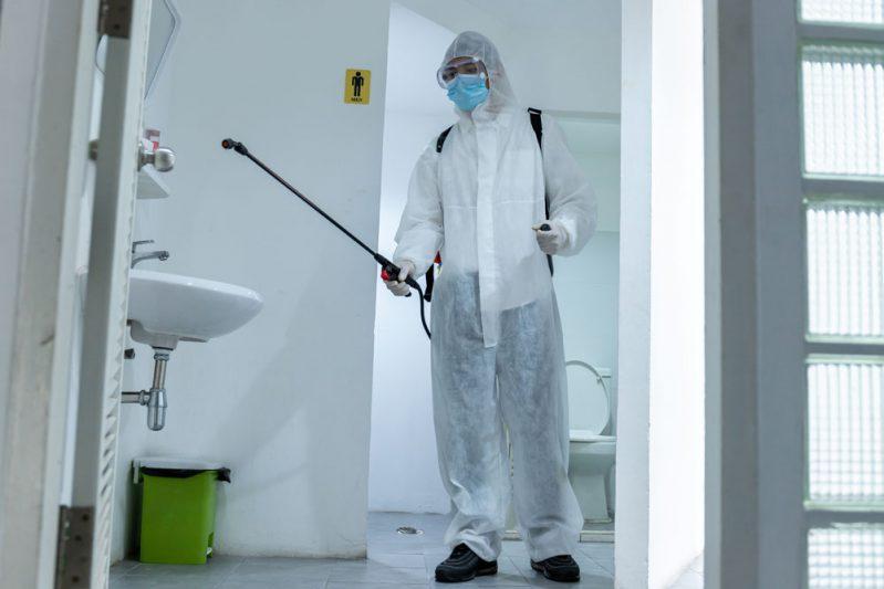 Limpieza residencial y sanitización en Panama