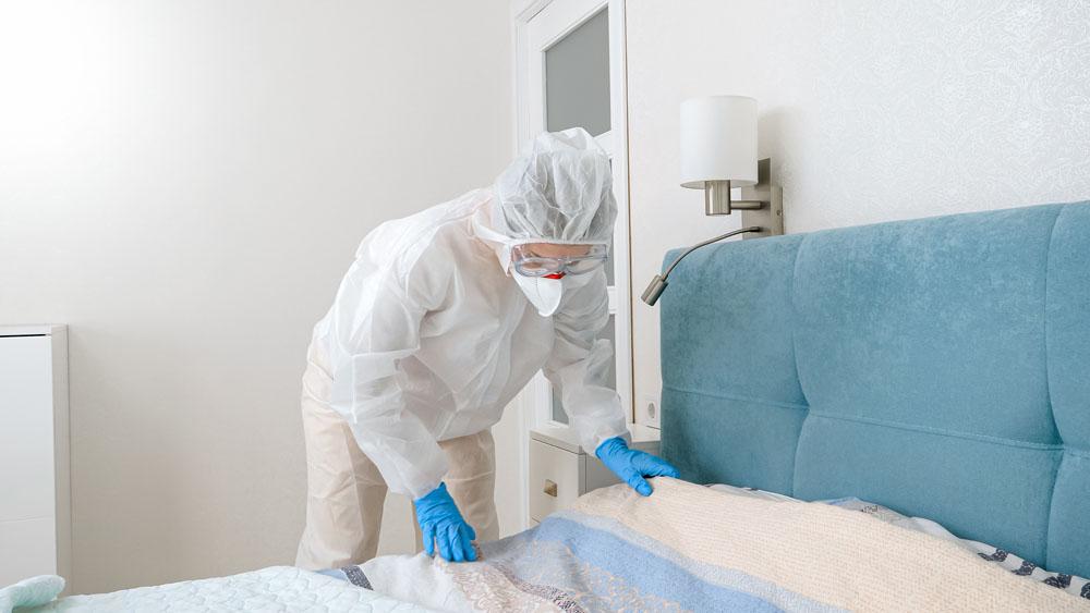 Desinfección de hogares en Panamá