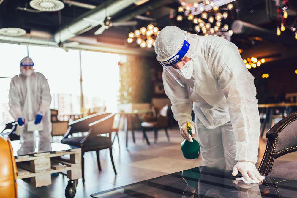 Limpieza profunda de restaurantes en Panamá