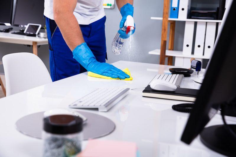 empresas de limpieza y desinfeccion en Panamá