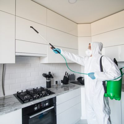 Sanitización y desinfección de casas en Panamá