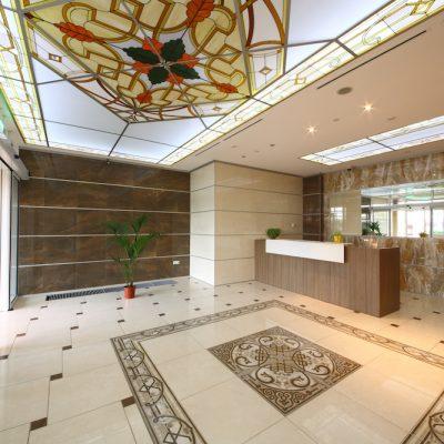 limpieza de pisos de granito en Panamá | Granite floor cleaning in Panama