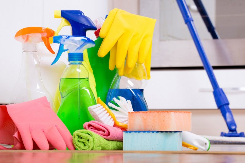 productos de limpieza en panamá