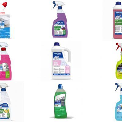 Productos Sanitec en Panamá